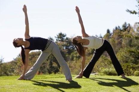 Thường xuyên tập thể dục, vận động là cách hiệu quả để phòng tránh đau vai gá