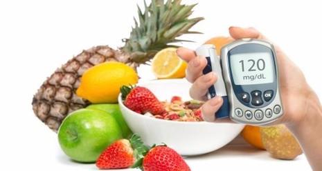 trái cây ảnh hưởng tới đường huyết