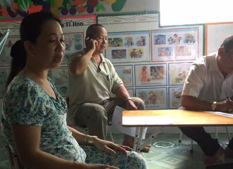 Đình chỉ hoạt động nhóm trẻ để bé 13 tháng chấn thương sọ não - ảnh 1