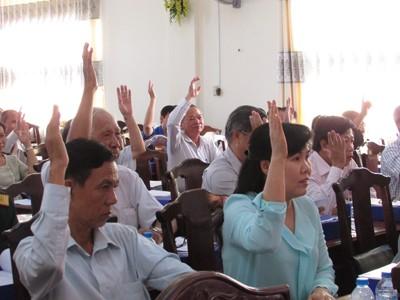 Chốt danh sách 10 ứng cử viên đại biểu Quốc hội tại Cần Thơ  - ảnh 2