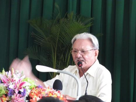 Bà Nguyễn Thị Kim Ngân: 'Chúng ta không cam chịu, không cúi đầu!' - ảnh 3
