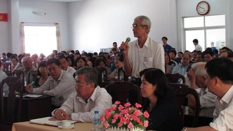 Bà Nguyễn Thị Kim Ngân: 'Chúng ta không cam chịu, không cúi đầu!' - ảnh 2