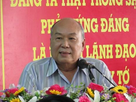 Đề nghị xử lý trách nhiệm vụ Trịnh Xuân Thanh trốn - ảnh 1