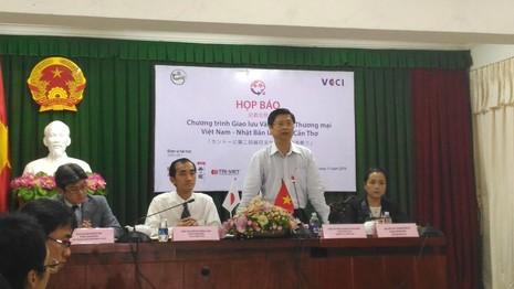 Giao lưu văn hóa Việt - Nhật thúc đẩy thương mại - ảnh 1