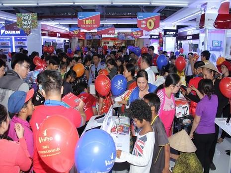 Bạc Liêu có thêm trung tâm mua sắm với 40.000 mặt hàng - ảnh 1