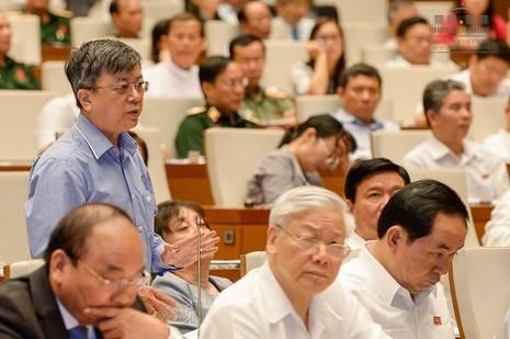 Tại sao Quốc hội chưa có ý kiến gì về vụ Formosa? - ảnh 1
