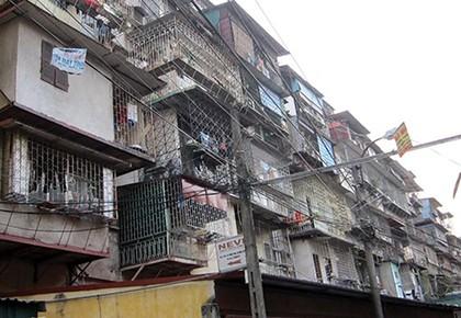 Thất bại cải tạo chung cư cũ, dễ dãi cấp 'đất vàng' cho doanh nghiệp - ảnh 1