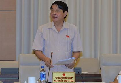 Quốc hội cần nắm rõ vấn đề Formosa và biển Đông - ảnh 3