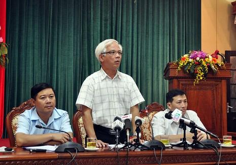 Hà Nội xử lý 2 người đứng đầu đơn vị có tham nhũng - ảnh 1