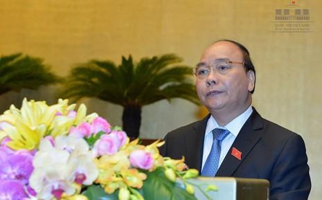 Thủ tướng: Tăng trưởng và xuất khẩu đều đạt thấp - ảnh 1