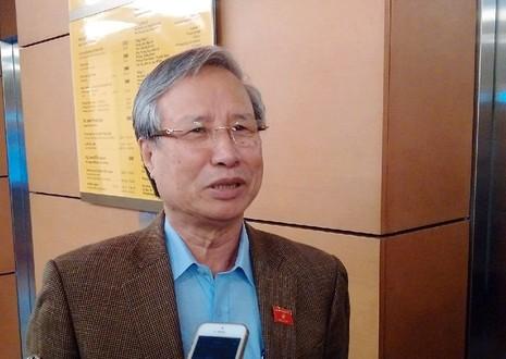 Chủ nhiệm UBKT TW nói về vụ cách chức ông Vũ Huy Hoàng - ảnh 1