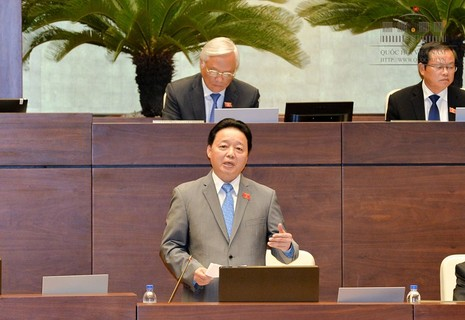 Nhiều lãnh đạo Bộ TN&MT phải kiểm điểm vụ Formosa - ảnh 1