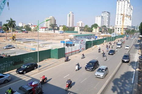 'Hà Nội sẽ báo cáo Thủ tướng việc xây cao ốc nội đô' - ảnh 2