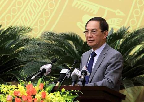'Hà Nội sẽ báo cáo Thủ tướng việc xây cao ốc nội đô' - ảnh 1