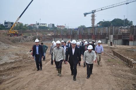 Không được phép để Hà Nội ngập như mùa mưa 2008 - ảnh 1