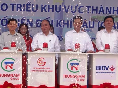 Trình Thủ tướng, chọn giám sát dự án chống ngập 10.000 tỉ đồng - ảnh 2