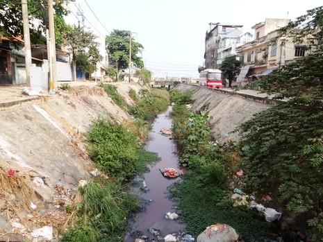 Hết hy vọng cứu kênh Hy Vọng gần sân bay? - ảnh 1