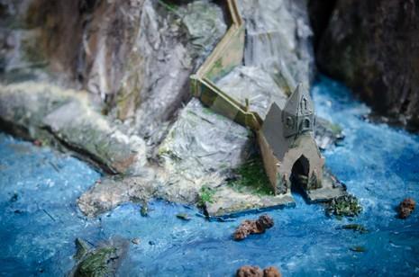 9x 'xây' trường Hogwarts đẹp từng milimet - ảnh 6