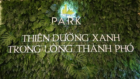 Rộn ràng ngày công bố thông tin Quần thể The Park  - ảnh 1