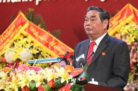 Khai mạc Đại hội đại biểu Đảng bộ tỉnh Thừa Thiên-Huế lần thứ XV - ảnh 1