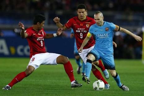 Kỷ lục mới chuyển nhượng của bóng đá Trung Quốc - ảnh 1