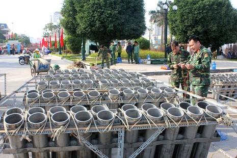 Hà Nội: Sẵn sàng khai hỏa 31 trận địa pháo trong đêm giao thừa - ảnh 3