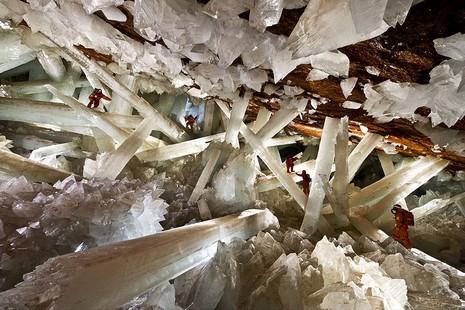 Hang Sơn Đoòng lọt top hang động kỳ vĩ nhất thế giới - ảnh 6