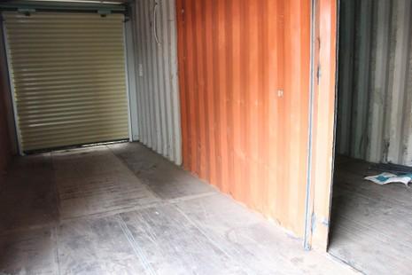 Độc đáo chợ làm từ thùng container ở Sài Gòn - ảnh 5
