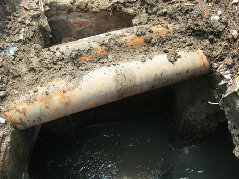 Công trình ngầm 'đụng độ' dưới lòng đất Sài Gòn - ảnh 2