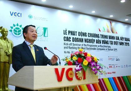 Nhà đầu tư nước ngoài quan tâm đến phát triển bền vững - ảnh 1