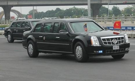 Chùm ảnh: Lễ đón chính thức Tổng thống Obama  - ảnh 6