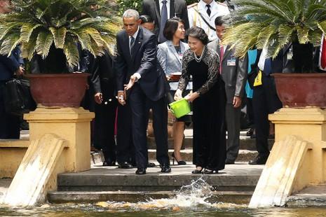 Chuyến đi của Tống thống Obama dưới ống kính PV nước ngoài - ảnh 8