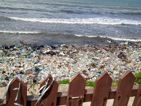 Kiểm tra thông tin biển Mũi Né đầy rác trên Facebook của du khách Nga - ảnh 4