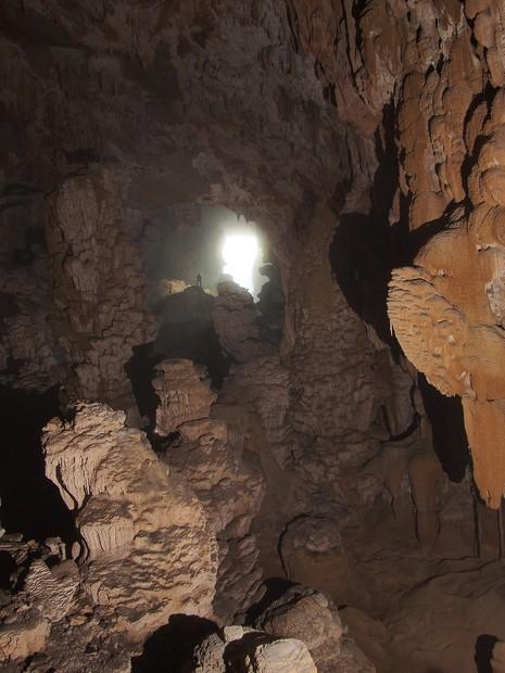 Phát hiện 57 hang động mới tại Quảng Bình - ảnh 1