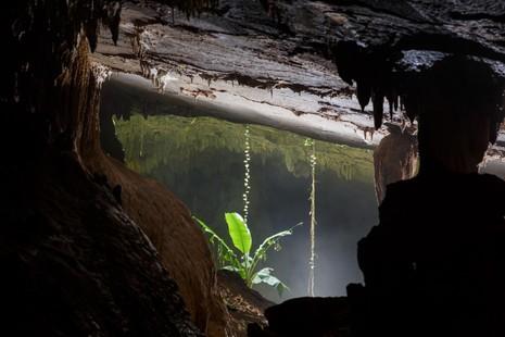 Phát hiện 57 hang động mới tại Quảng Bình - ảnh 2