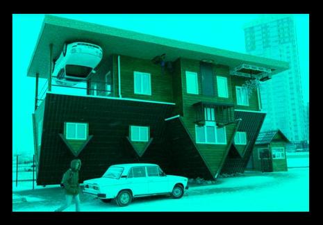 10 ngôi nhà kỳ lạ nhất thế giới - ảnh 2