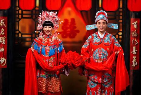 Những trang phục cưới truyền thống kỳ lạ trên thế giới - ảnh 7