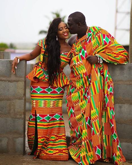 Những trang phục cưới truyền thống kỳ lạ trên thế giới - ảnh 9