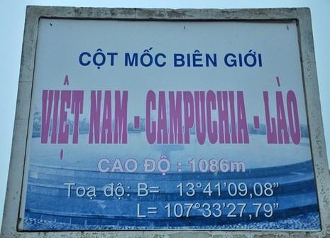 Tận mục những cột mốc biên giới đáng chinh phục nhất Việt Nam - ảnh 7