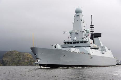 Tàu khu trục lớp Type 45: Chiến hạm phòng không mạnh nhất của Anh - ảnh 11