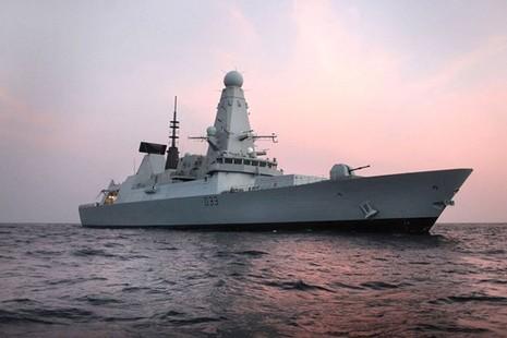 Tàu khu trục lớp Type 45: Chiến hạm phòng không mạnh nhất của Anh - ảnh 12