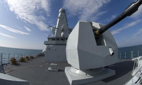 Tàu khu trục lớp Type 45: Chiến hạm phòng không mạnh nhất của Anh - ảnh 3