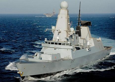 Tàu khu trục lớp Type 45: Chiến hạm phòng không mạnh nhất của Anh - ảnh 9