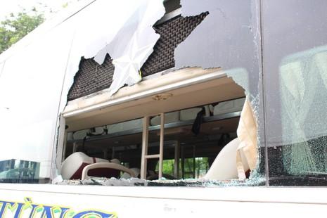 Tai nạn liên hoàn, nhiều hành khách bị thương - ảnh 3