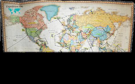 Cô gái du lịch quanh thế giới trong thời gian ngắn nhất - ảnh 3