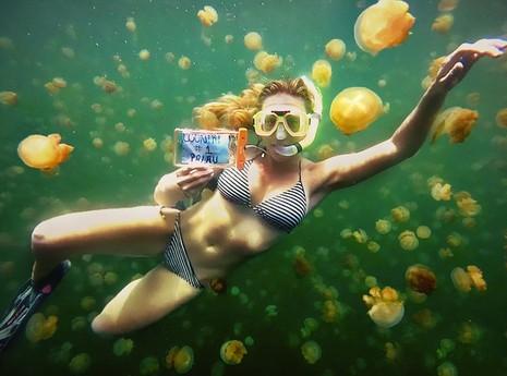 Cô gái du lịch quanh thế giới trong thời gian ngắn nhất - ảnh 6