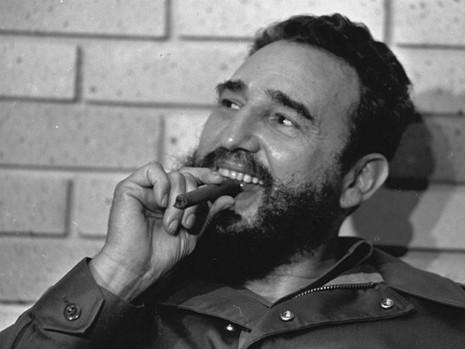 Chùm ảnh về cuộc đời và sự nghiệp lãnh tụ Fidel Castro  - ảnh 10