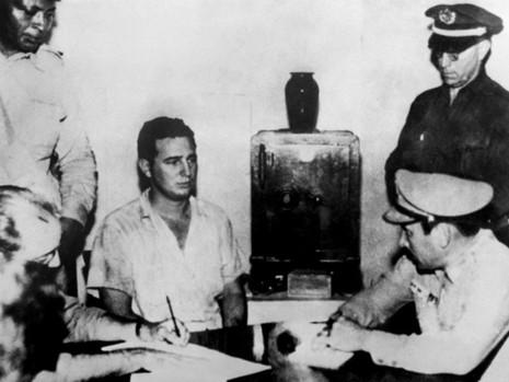 Chùm ảnh về cuộc đời và sự nghiệp lãnh tụ Fidel Castro  - ảnh 3