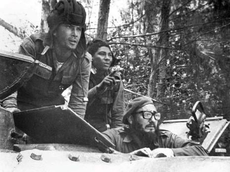 Chùm ảnh về cuộc đời và sự nghiệp lãnh tụ Fidel Castro  - ảnh 9