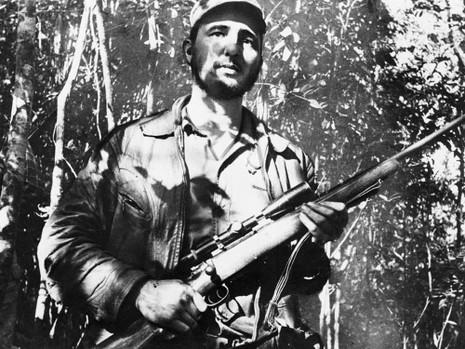Chùm ảnh về cuộc đời và sự nghiệp lãnh tụ Fidel Castro  - ảnh 5